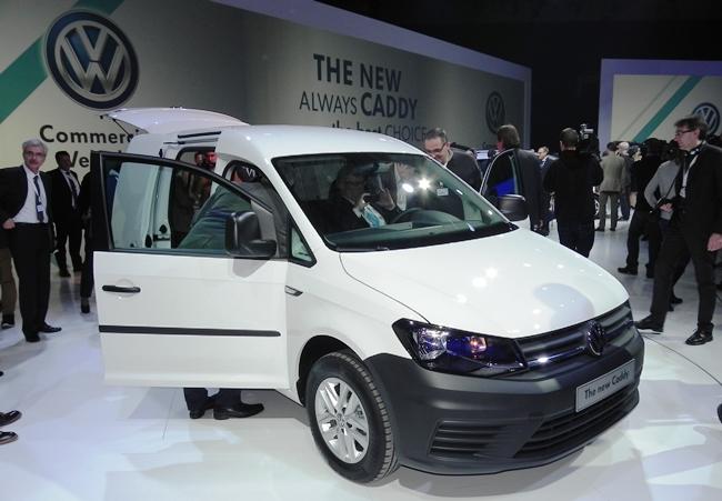 Световна премиера на новото Caddy