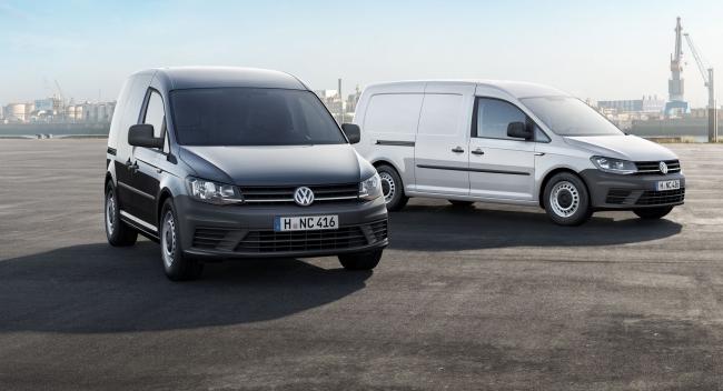 Версията Maxi на Volkswagen Caddy дебютира в Женева