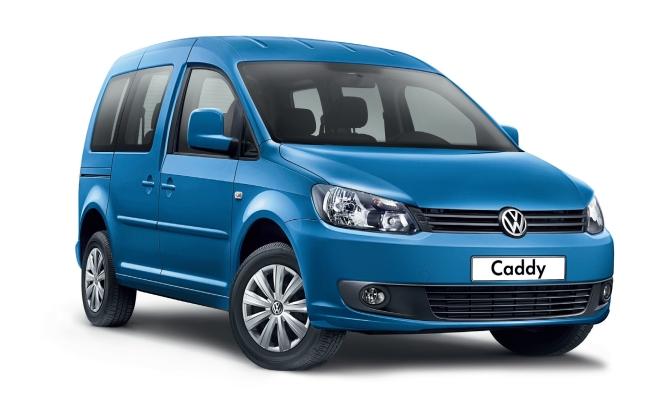 Преференциални условия за третото поколение на Volkswagen Caddy