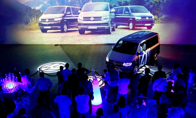 Новите поколения на Volkswagen Caddy и Transporter са вече в България