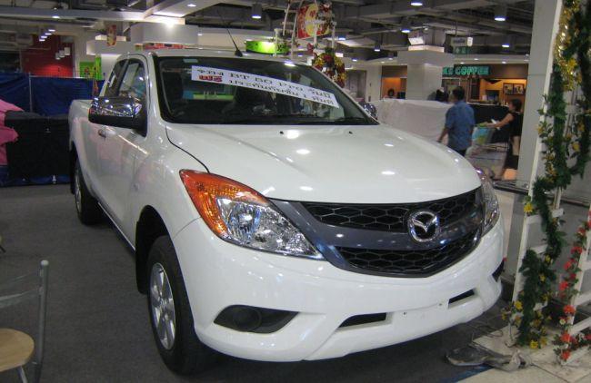 Mazda и Isuzu ще правят съвместен пикап