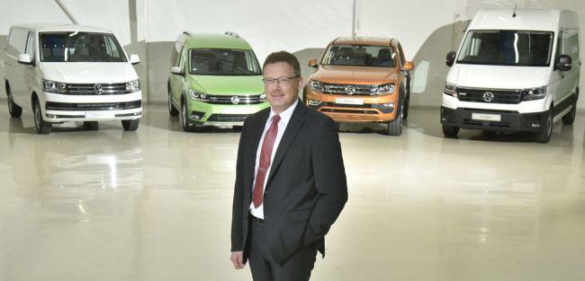 Нов производствен рекорд на Volkswagen Лекотоварни