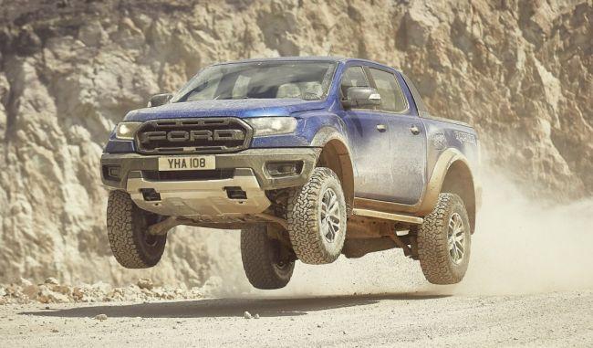 Новият Ford Ranger Raptor идва в Европа