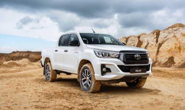Toyota Hilux 2019 Special Edition