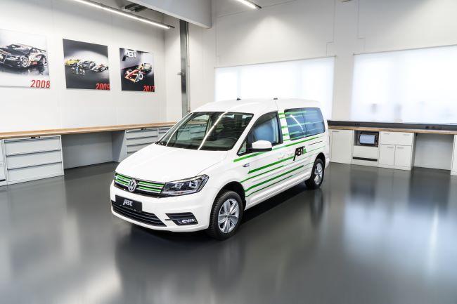 ABT e-Caddy ще се покаже във Франкфурт