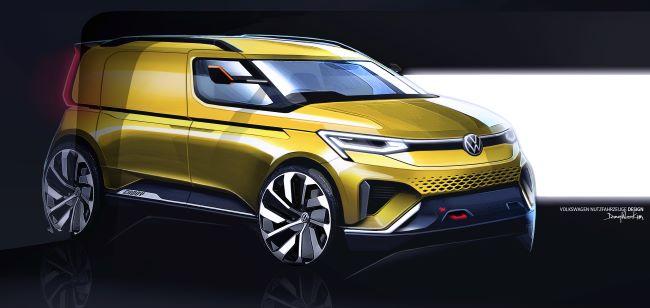 Новият Volkswagen Caddy с премиера през февруари 2020