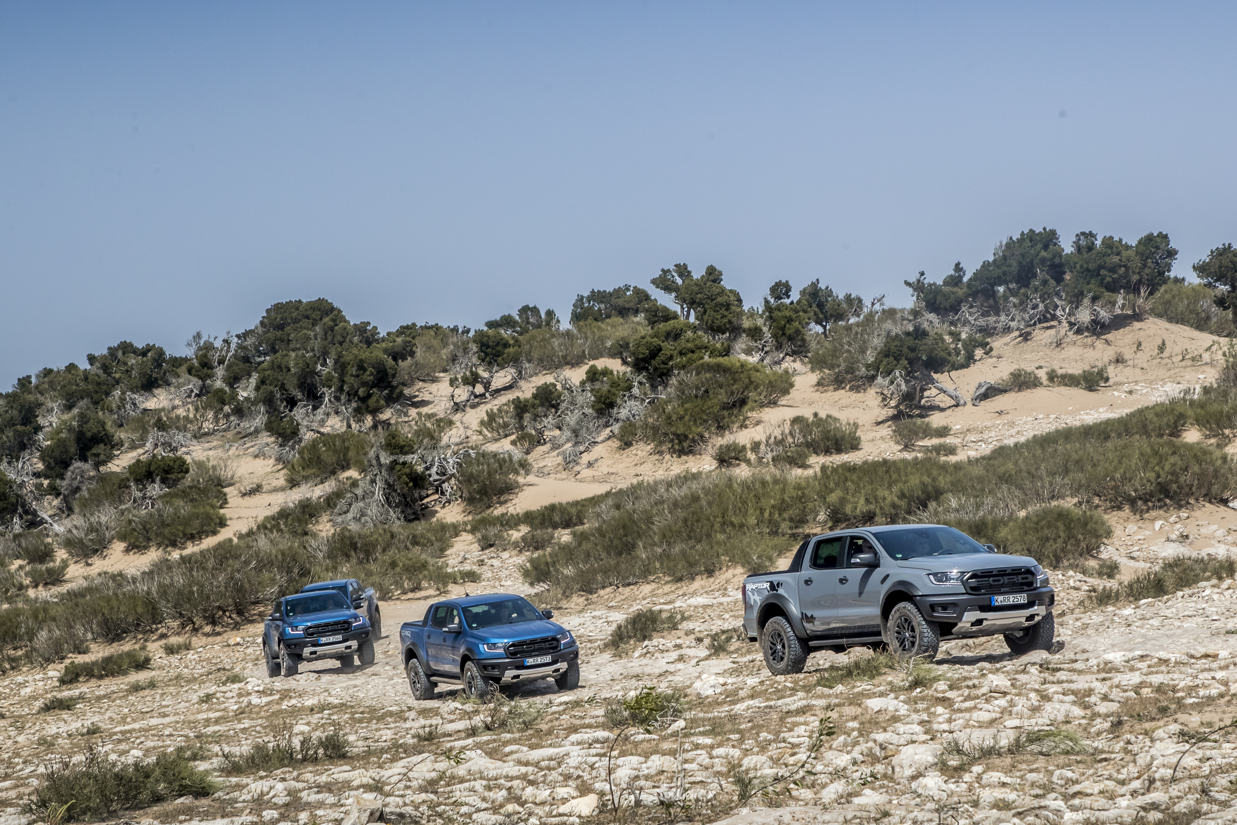 Хищният Ford Ranger Raptor идва в България