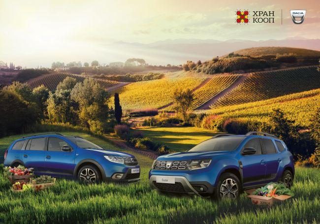 Dacia подкрепя българските производители