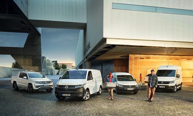 VW удължи с 3 месеца гаранцията за нови лекотоварни автомобили