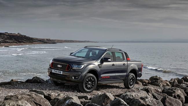 Ranger Thunder – нова атракция от Ford