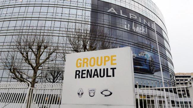 Groupe Renault взима кредит до 5 млрд. евро с държавна гаранция