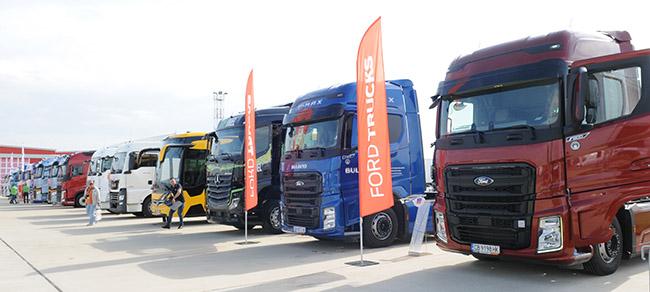757 нови камиони регистрирани до края на май