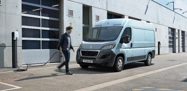 Идва новият Peugeot e-Boxer