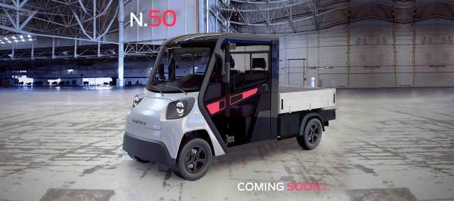 Идват новите електрически камиони на MELEX